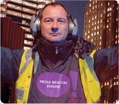 Rob Norman, Media Beacon