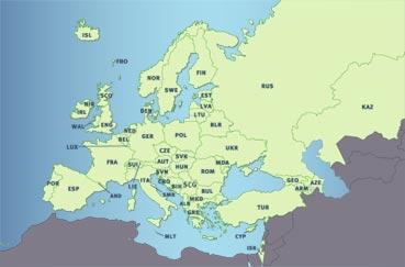 Zone Europa - Groep 1
