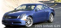 2005 Infinti G35