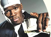 50 Cent on Yahoo! Launch