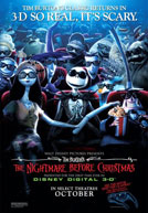 Tim Burton's The Nightmare Before Christmas in 3D