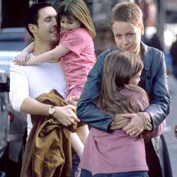 La familia Sullivan, migrantes irlandeses ilegales en la ciudad de
