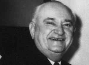 Kentucky coach Adolph Rupp.