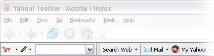 Yahoo Firefox Toolbar