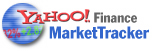 Yahoo! Finance MarketTracker