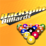 Backspin Billiards - Pool Games