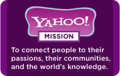 Yahoo! Mission Statment