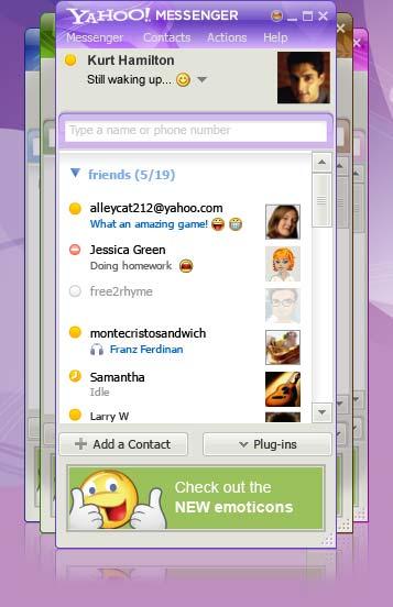 دانلود Yahoo Messenger 9.0.0.2162 Portable یاهو مسنجر بدون نیاز به نصب