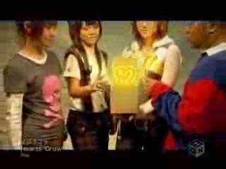 Hearts Grow(ハーツ・グロウ) 「ユラユラ」 PV無料視聴 音楽動画