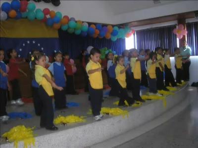 XXXII Aniversario Educación Preescolar @ Yahoo! Video