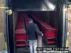 Chock Full Of Shopping Carts @ Yahoo! Video
