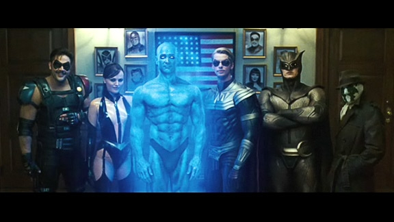 'Watchmen' Theatrical Trailer @ Yahoo! Video