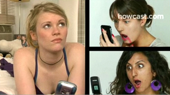 How To Lose a Guy in 10 Texts @ Yahoo! Video