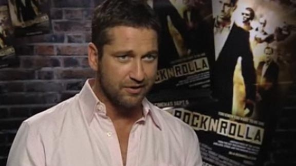 Gerard Butler exclusive interview @ Yahoo! Video