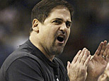 Dallas Mavericks owner Mark Cuban (Getty Images)