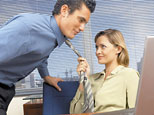 The office can be a dangerous place for your partner (Getty Images)