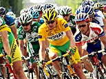 Floyd Landis in 2006 Tour de France (Reuters)