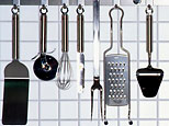 Kitchen gadgets (Getty Images)
