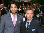 Actors Adrian Grenier (L) and Kevin Connolly attend The Fourth Season Premiere of 'Entourage' (Peter Kramer/Getty Images)