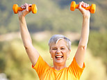 Lift weights, practic yoga, limit medications (Getty Images)