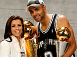 Tim Duncan #21 of the San Antonio Spurs (Lisa Blumenfeld/Getty Images)
