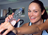 Exercise and water are two big keys (Getty Images)
