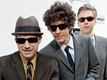 The Beastie Boys at the 11th Annual Webby Awards, Tuesday, June 5, 2007 in New York. The Webbys are presented by the International Academy of Digital Arts and Sciences. (AP Photo/Stephen Chernin)