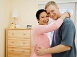 Pregnancy myths debunked (Getty Images)