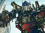 Optimus Prime in DreamWorks/Paramount Pictures' 'Transformers'