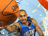 Orlando Magic forward Grant Hill (Photo by Melissa Majchrzak/NBAE via Getty Images)