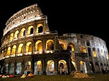 Rome's ancient Colosseum. (Reuters)