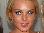 Lindsay Lohan parties in Las Vegas (Splash News Online)