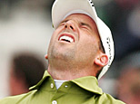 Sergio Garcia of Spain (Andy Lyons/Getty Images)