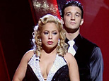 Sabrina Bryan and Mark Ballas are the sixth contestants to be eliminated on the 5th season of Dancing with the Stars.ABC/Carol Kaelson - Wednesday, October, 31, 2007, 5:31 AM