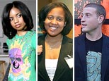 Left: Ashley Reed, 21, Middle: Jasmine Lawrence, 16, Right: Alex Tchekmeian, 21 (BusinessWeek.com)