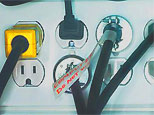 Electrical outlets (Corbis)