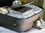 How to pack your laptop. (Getty Images)
