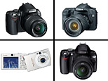 Digital camera buying guide (Y! Shopping)