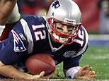 New England Patriots quarterback Tom Brady (Matthew Emmons-US PRESSWIRE)