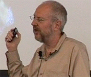 Douglas Crockford reviews the current state of the web in the age of asynchronous (but insecure) Ajax transactions.