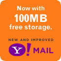 New and Improved Yahoo! Mail