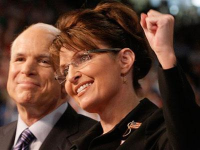 McCain, Palin Grab Big Ratings
