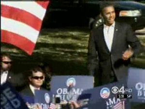 Obama Speaks To Enthusiastic Crowd In Ft. Collins @ Yahoo! Video