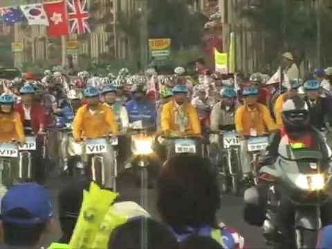 國際自由車環台賽 2nd stage @ Yahoo! Video