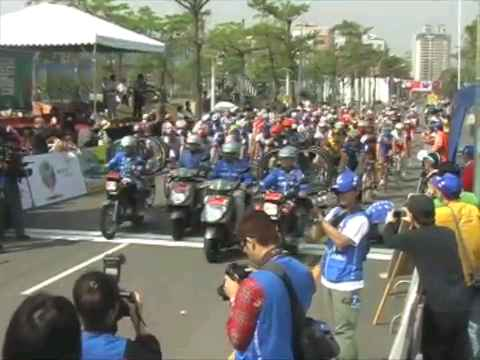 國際自由車環台賽 4th stage @ Yahoo! Video