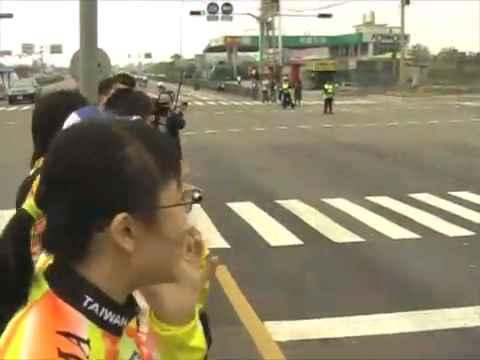 國際自由車環台賽 5th stage @ Yahoo! Video