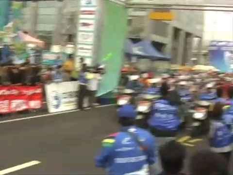 國際自由車環台賽 7th stage @ Yahoo! Video
