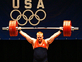 Casey Burgener: USA Weightlifting