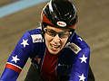 Profile of Sarah Hammer: USA Cycling