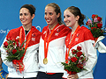 Olympic Fencing: American Women Sweep In Saber